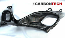 07 08 2007 2008 SUZUKI GSXR 1000 CARBON FIBER RAM AIR INTAKE SCOOP