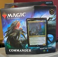 Magic the Gathering: Commander Legends - Reap the Tides