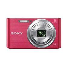 Appareils photo numériques compacts roses Sony