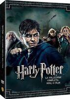 HARRY POTTER - LA COLLEZIONE COMPLETA (8 DVD) 5051891160750