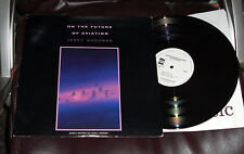 JERRY GOODMAN On the Future of Aviation Private Music NM 1985 Sarah's Lullaby