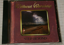 WITHOUT wARNING Step Beyond CD (1998) Inside Out IOMCD-024 Progressie Metal