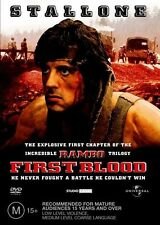 Rambo - First Blood (DVD, 2004) Sylvester Stallone, Richard Crenna