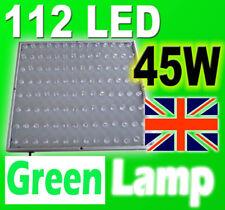 112 LED 45W ALL BLUE Grow Panel Blue Hydroponic Light Board