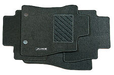 Genuine Nissan Juke Car Floor Mats Tailored Front + Rear Set of 4 KE7551K021 +++