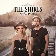 My Universe by The Shires Audio CD 0602557095609