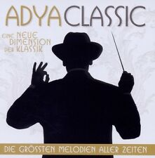 ADYA - CLASSIC CD KLASSIK CROSSOVER 17 TRACKS NEUWARE
