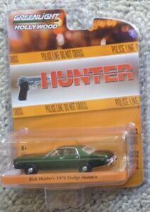 Rick Hunter's 1978 Dodge Monaco - From the Movie Hunter-1:64 scale by Greenlight