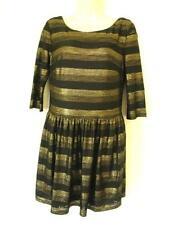 Portmans Striped Regular Size Dresses Cocktail for Women