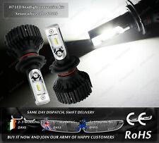 H7 Cree LED Xenon White 6000k Headlight Headlamp Bulbs Lamps Car Truck 12v 24v