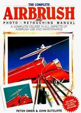 The Complete Airbrush and Photo-Retouching Manual-ExLibrary