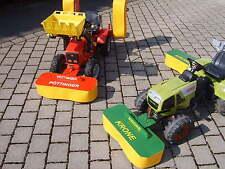 """Für rolly toys Trettraktor Anhänger """"Mähwerk NEU"""""""