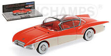 """Buick Centurion Concept """"Red/White"""" 1956 (Min 1:43 / 437 141200)"""