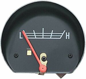 OER Reproduction Oil Pressure Gauge 1967-1972 Chevy and GMC Pickup Truck