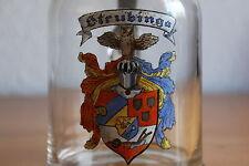 Antiker Bierkrug Wappen Studentika? Strubinga Jugendstil Krug