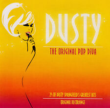 DUSTY SPRINGFIELD - THE ORIGINAL POP DIVA / 24 OF HER GREATEST HITS