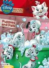 Disney Coloring Book - Puppies and Pals -