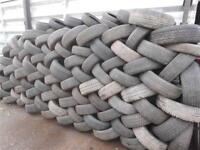 PART WORN TYRES 195/65/15 205/55/16 17 18 14 215 185 175 13 TELFORD