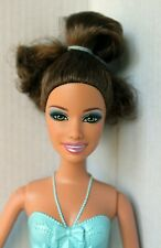 Barbie Doll Teresa Ballerina Redressed Cute