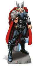 Thor Lifesize Cartón recorte Pie Standup Marvel Avengers Assemble Arco
