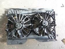 DODGE CALIBER FAN DUAL FAN ASSY, 2.0, PETROL, PM, 08/06-12/12 06 07 08 09 10 11