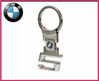 BMW key ring Key chain Key fob Pendant Metal Finish BMW 1 series accessory