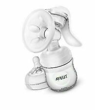 Philips Avent Manual Breast Pump with Bottle - (CF330/30)