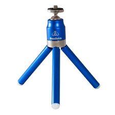 Beefoto BF-S150 Aluminium Alloy Mini Table Tripod Holder for Smartphone - Blue