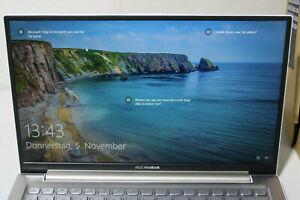 ASUS Vivobook intel core i7, 8GB 512 GB SSD, 33,7cm Notebook
