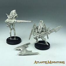 Metal Dark Eldar Scourges X2 - Warhammer 40K X788