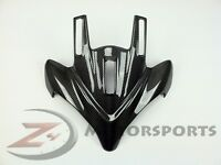 2010-2014 Multistrada 1200 S Upper Front Nose COVER Fairing Cowling Carbon Fiber