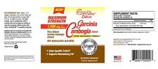 Healthy Life Brand Garcinia Cambogia Extract 1500mg 90 Capsules