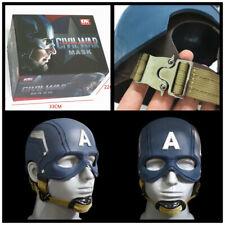 CATTOYS 1/1 Captain America WEARABLE Helmet Replica VETERAN PAINTED Version