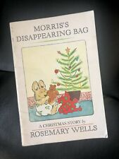 Morris's Disappearing Bag : A Christmas Story Pb Book By Rosemary Wells