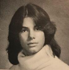Sandra Bullock 9th Grade High School Yearbook 1979   Nice