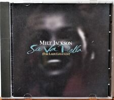 CD Milt Jackson Sa Va Bella For Lady Legends Blues for Queen D  Extras Ship Free