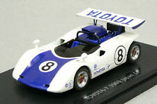Ebbro 43713 Toyota 7 Japan Kangnam 1969 No. 8 ( Blue ) 1/43 scale
