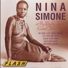 Nina Simone My Baby Just Cares For Me fungo FLASH ALBUM CD