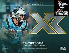 LAS VEGAS RAIDERS 2020 Panini XR Football 15 Box FULL CASE Break