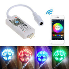 Smart WiFi Music RGB Controller for 5050 3528 LED Strip Light Alexa Google Home