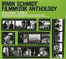 Irmin Schmidt - Anthology Soundtrack 1,2 & 3 (NEW 3CD)