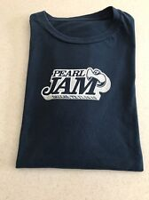 Pearl Jam Dallas Shirt Size Large 11/15/13 American Airlines Center Dallas Tx