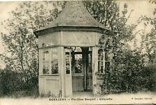 Carte DOULLENS Pavillon Raspail Citadelle