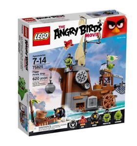 LEGO 75825 Angry Birds Piggy Pirate Ship  BRAND NEW