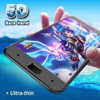 5D Cover Tempered Glass Screen Protector For Xiaomi Mi6 Mi8 SE Redmi 5 Plus