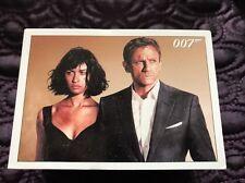 James Bond 007 Archives 2015 - Complete 90 Card Base Set Quantum Of Solace