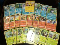 2021 McDonald's Pokemon 25th Anniversary Card Complete Set! In Hand! Non Holo