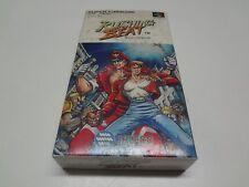 Rushing Beat Nintendo Super Famicom Japan NEW /C