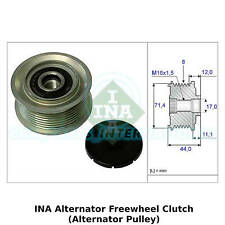 INA Alternator Freewheel Clutch (Alternator Pulley) - 535 0055 10 - OE Quality