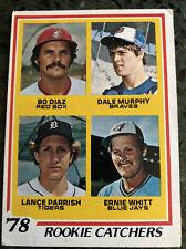 1979 Topps Atlanta Braves  Dale Murphy Rookie #708 Baseball Card